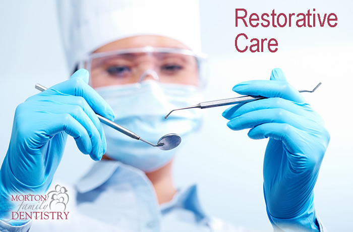 Restorative Dentistry Morton IL